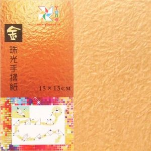 Shoyu Gold flesh double side, 15cm square, 20 sheets, (KY507)
